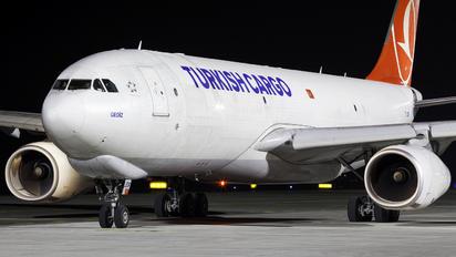 TC-JDR - Turkish Cargo Airbus A330-200F