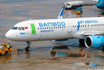 VN-A588 - Bamboo Airways Airbus A321 NEO
