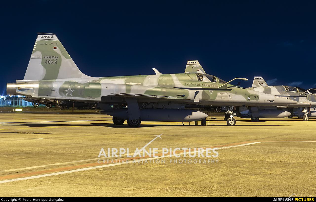 Brazil - Air Force FAB4873 aircraft at Manaus - Eduardo Gomes