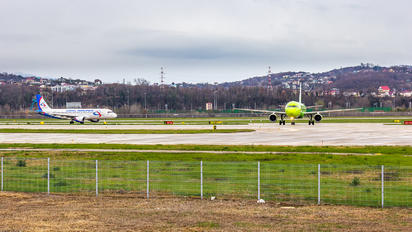 VQ-BCZ - - Airport Overview - Airport Overview - Runway, Taxiway
