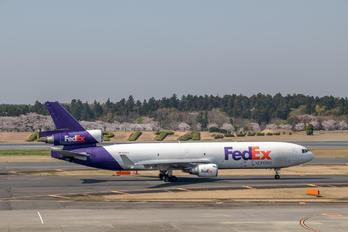 N595FE - FedEx Federal Express McDonnell Douglas MD-11F