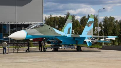 17 - Russia - Air Force Sukhoi Su-27UB