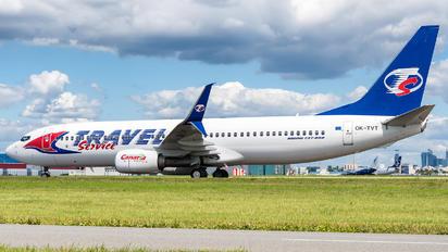 OK-TVT - Travel Service Boeing 737-800