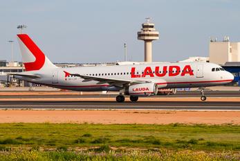 9H-LOP - Lauda Europe Airbus A319