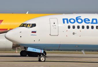 VQ-BHQ - Pobeda Boeing 737-8LJ