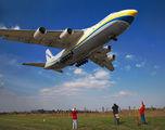 UR-82008 - Antonov Airlines /  Design Bureau Antonov An-124-100 Ruslan aircraft