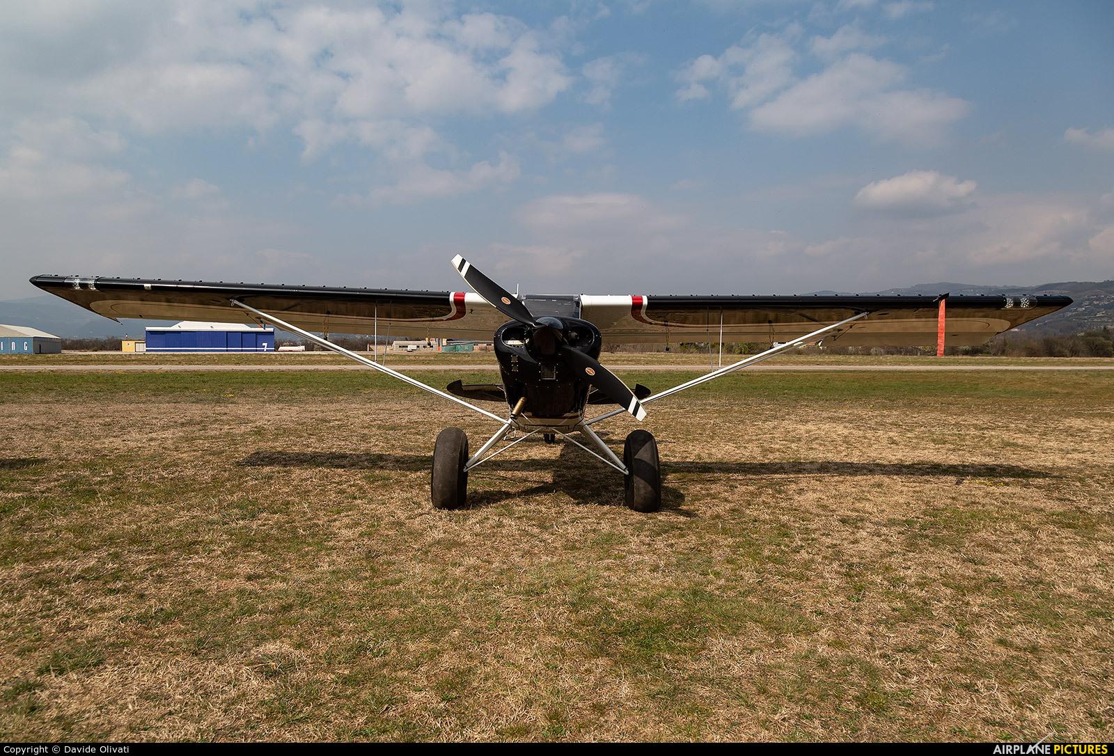 Private N284WY aircraft at Verona - Boscomantico