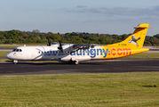 G-VZON - Aurigny Air Services ATR 72 (all models) aircraft