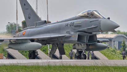 C.16-42 - Spain - Air Force Eurofighter Typhoon S