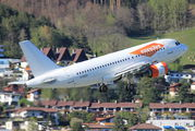 G-EZEH - easyJet Airbus A319 aircraft