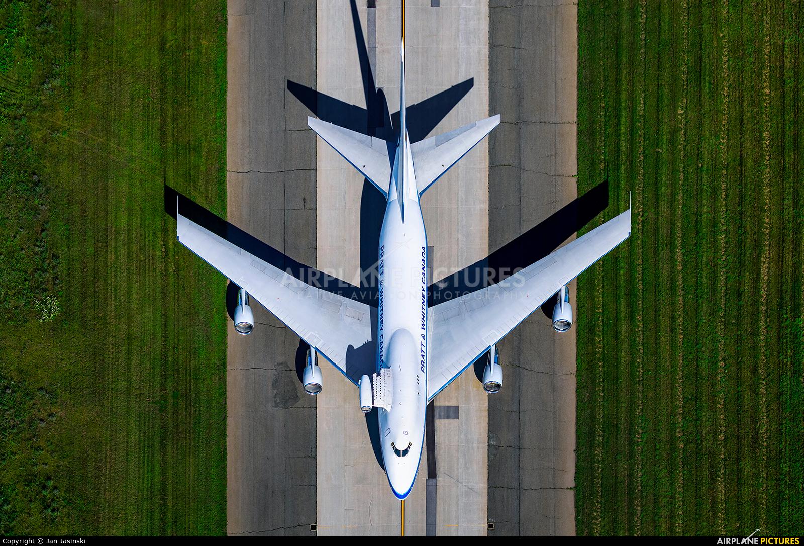 Pratt & Whitney Canada C-GTFF aircraft at Montreal - Mirabel Intl