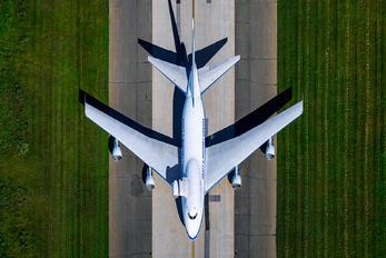 C-GTFF - Pratt & Whitney Canada Boeing 747SP