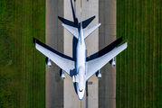 C-GTFF - Pratt & Whitney Canada Boeing 747SP aircraft