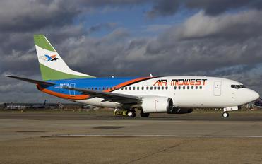 5N-PVA - Air Midwest Boeing 737-500
