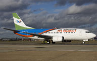 5N-PVA - Air Midwest Boeing 737-500 aircraft