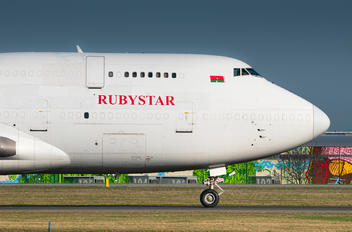 EW-556TQ - Ruby Star Air Enterprise Boeing 747-400BCF, SF, BDSF