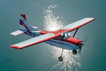 HB-TMT - Private Cessna 185 Skywagon