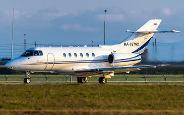 RA-02762 - Private Hawker Beechcraft 800XP