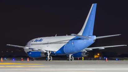 XA-UHZ - EasySky Airlines Boeing 737-200