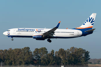 D-ASXB - SunExpress Germany Boeing 737-800
