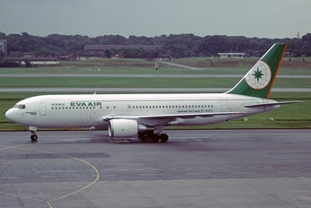 B-16623 - Eva Air Boeing 767-200