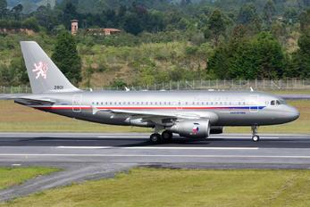 2801 - Czech - Air Force Airbus A319 CJ