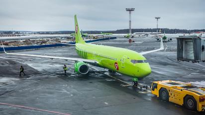 VP-BUL - S7 Airlines Boeing 737-800
