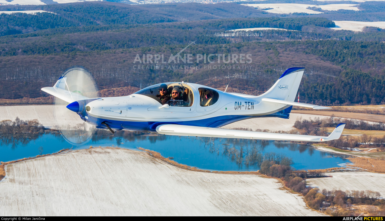 Private OM-TEN aircraft at In Flight - Slovakia