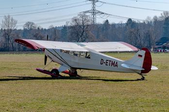 D-ETMA - Private Aviat A-1 Husky