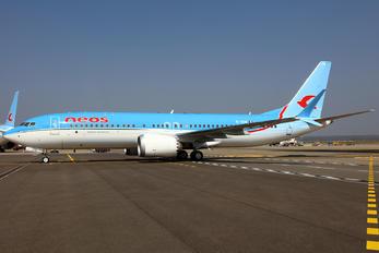 EI-RZB - Neos Boeing 737-8 MAX