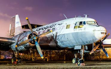 RA-02254 - Aeroflot Ilyushin Il-14 (all models)
