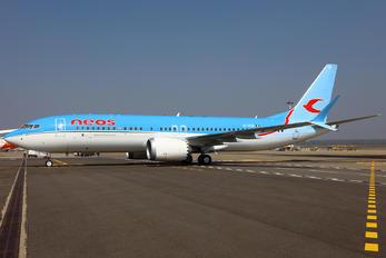 EI-RZA - Neos Boeing 737-8 MAX