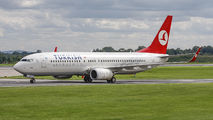 TC-JGH - Turkish Airlines Boeing 737-800 aircraft