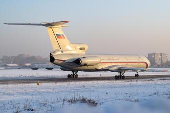 RA-85555 - Russia - Air Force Tupolev Tu-154B