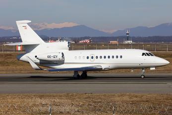 OE-IZY - Private Dassault Falcon 900 series