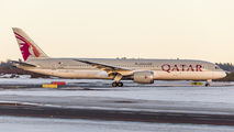 A7-BHB - Qatar Airways Boeing 787-9 Dreamliner aircraft