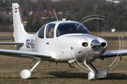 OE-KGE - Private Cirrus SR22T aircraft
