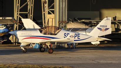 SP-TPE - Aeroklub Warszawski Aero AT-3 R100