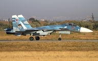 80 RED - Russia - Navy Sukhoi Su-33 aircraft