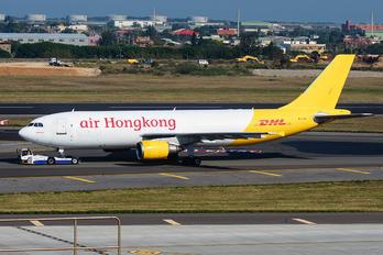 B-LDC - Air Hong Kong Airbus A300F