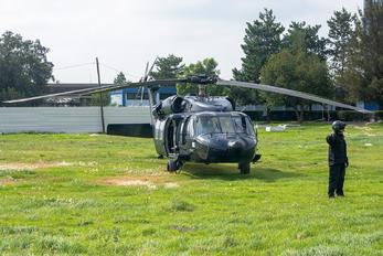 PF-103 - Mexico - Police Sikorsky UH-60L Black Hawk