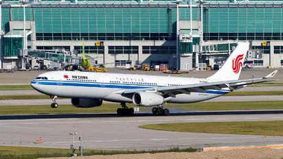B-8383 - Air China Airbus A330-300