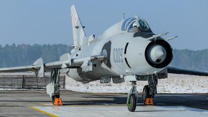 8309 - Poland - Air Force Sukhoi Su-22M-4