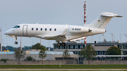 D-BADO - Private Bombardier Bombardier Challenger 300 (BD-100-1A10)