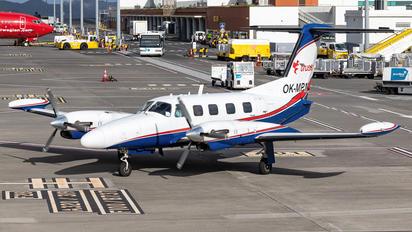 OK-MPM - Private Piper PA-42 Cheyenne