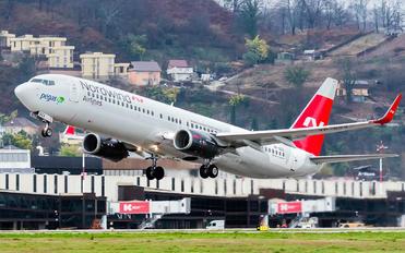 VP-BZV - Ikar Airlines Boeing 737-900ER