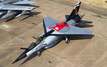 604 - France - Air Force Dassault Mirage F1CR