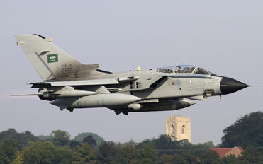 7507 - Saudi Arabia - Air Force Panavia Tornado - IDS
