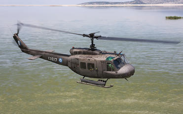 ES617 - Greece - Hellenic Army Bell UH-1H Iroquois
