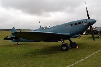 G-PRXI - Aircraft Restoration Co, Supermarine Spitfire PR.XI